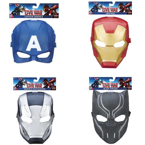 Captain America Hero Masker