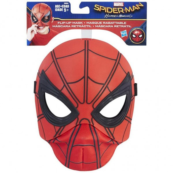 Spiderman Flip Up Hero Masker