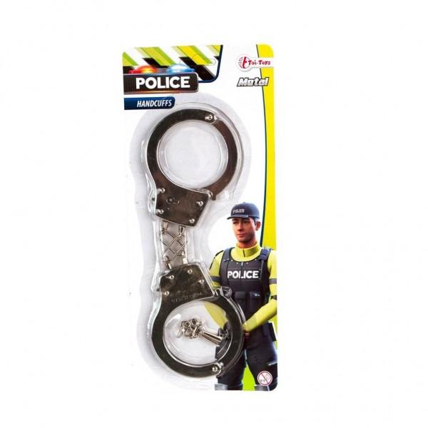 Politie Handboeien Metaal