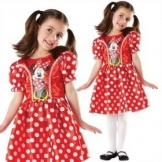 Kleding Minnie Mouse Maat S