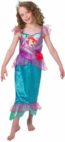Kleding Prinses Ariël 7-8 jaar