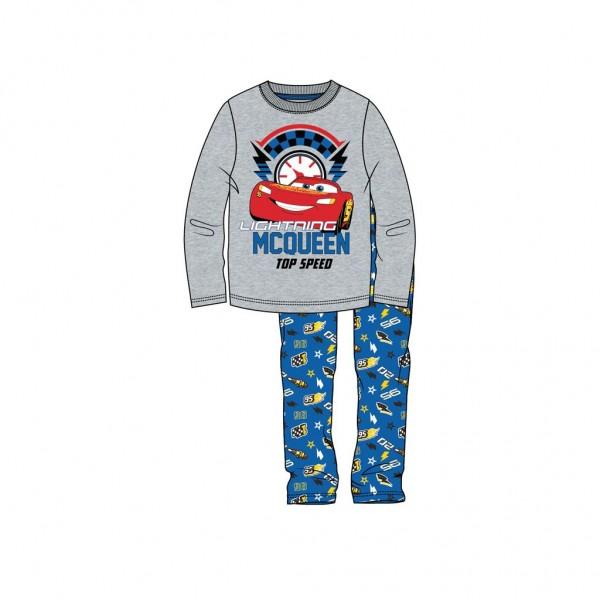 Pyjama Cars 3 Grijs Maat 98