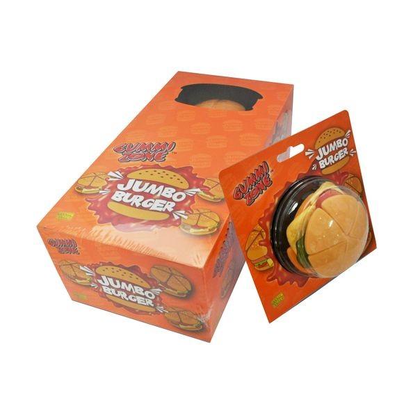 Snoep Jumboburger 88 Gram