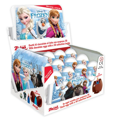 Disney Frozen Suprise Ei