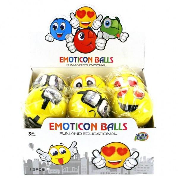 Bal Emoji Foam 10 Cm