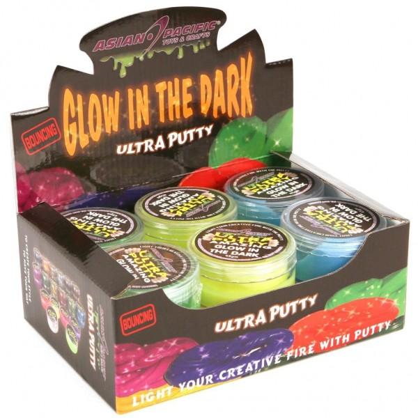 Putty 45 Gram Glow In The Dark