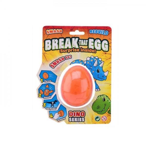 Dino Ei Break That Egg