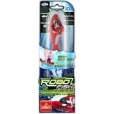 Robofish Shark Red