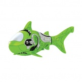 Robofish Shark Green