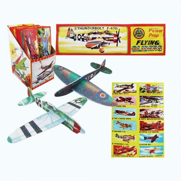 Vliegtuig Glider Foam