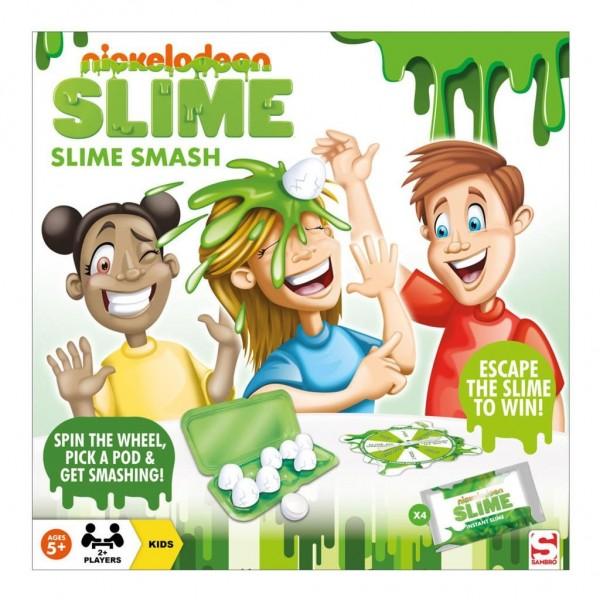 Spel Nickelodeon Slijm Smash