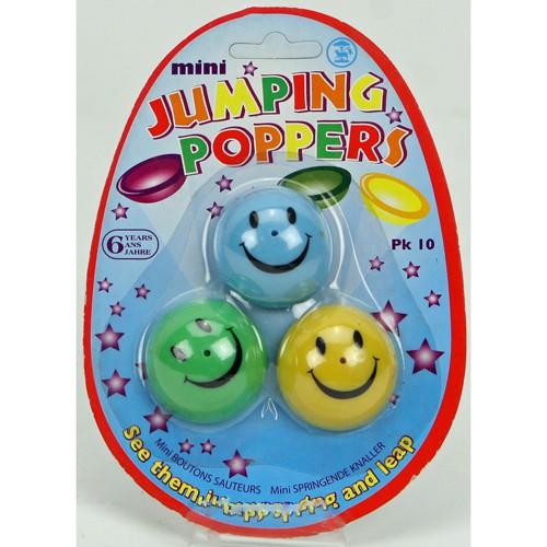 Poppers 3 stuks Smile