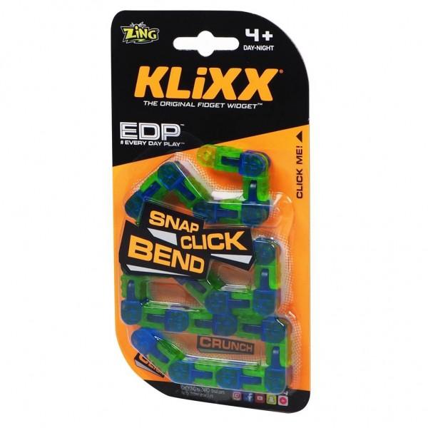 Klixx Blauw/Groen
