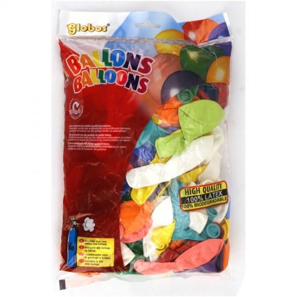 Ballon kleuren 100 stuk 31cm