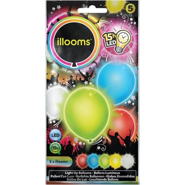 Display Illooms Mixed 5 Pack