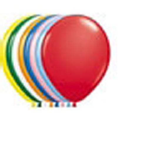 Ballon effen 25st.
