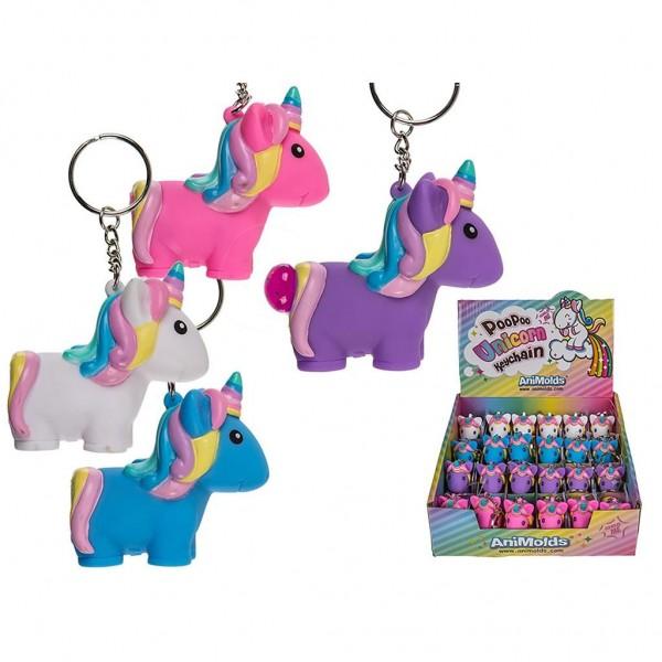Sleutelhanger Unicorn Squeeze