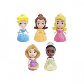 Princess Cute Buildable Figuren