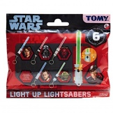Sleutelhanger Star Wars Light Up Light Sabers