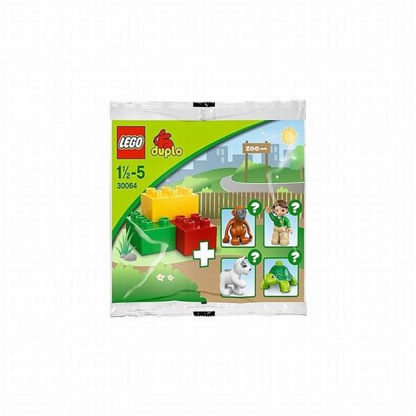 30064 Lego Duplo Dierentuin Verrassing Polybag