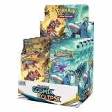 Pokémon Sun and Moon Cosmic Eclipse Themadeck
