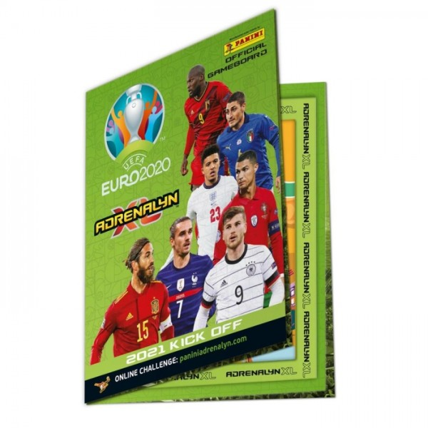 Panini Adrenalyn XL Euro 2021 Kick Off Starter PACK