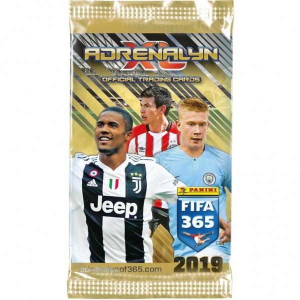 Panini Adrenalyn XL FIFA 365 booster 2018 / 2019