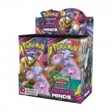 Pokémon TCG Sun & Moon Unified Minds Booster Pack