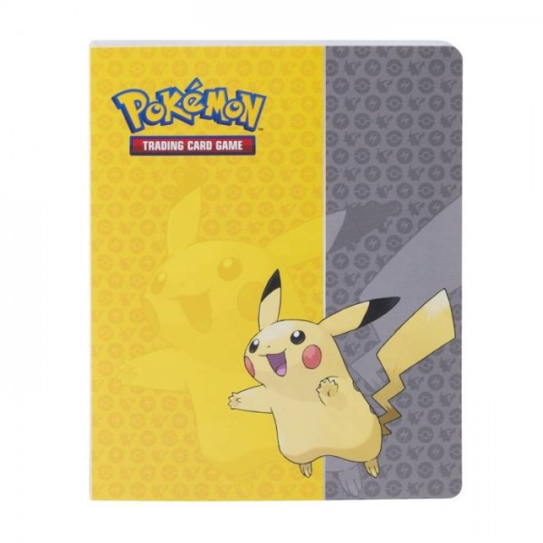 Pokemon Verzamelmap Pikachu 4 Pocket