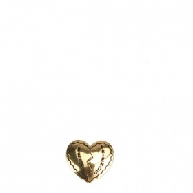BFF Ketting Gouden Hart