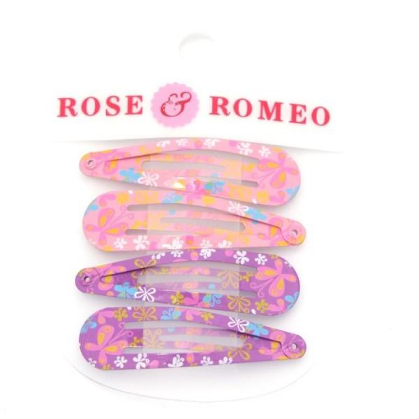 112351 Rose & Romeo Haarclip