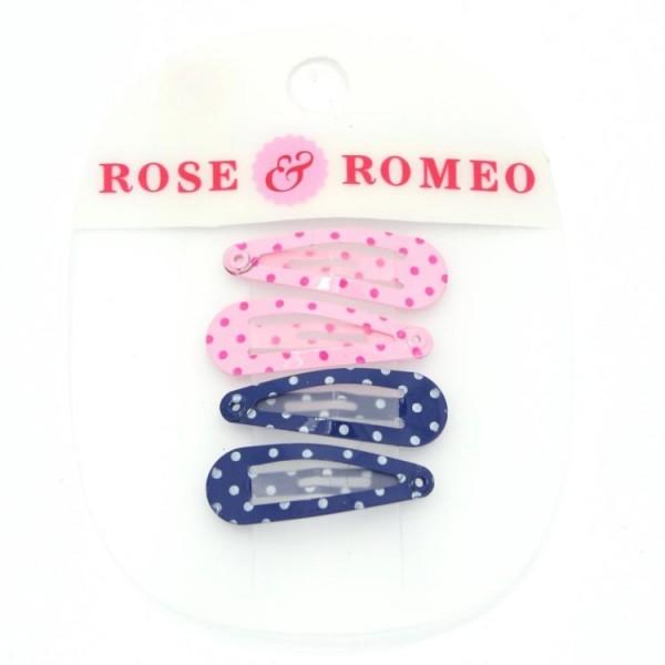 112451 Rose & Romeo Haarknip
