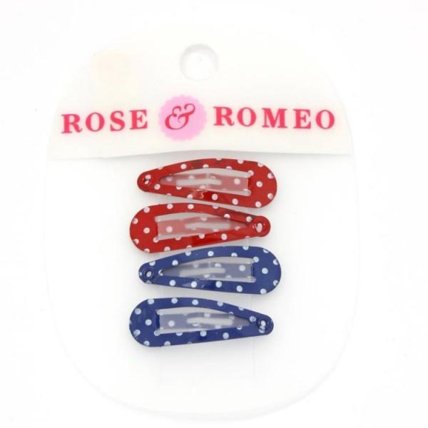 112452 Rose & Romeo Haarknip