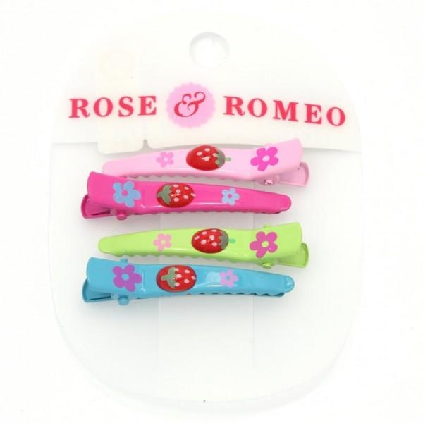 112454 Rose & Romeo Haarknip