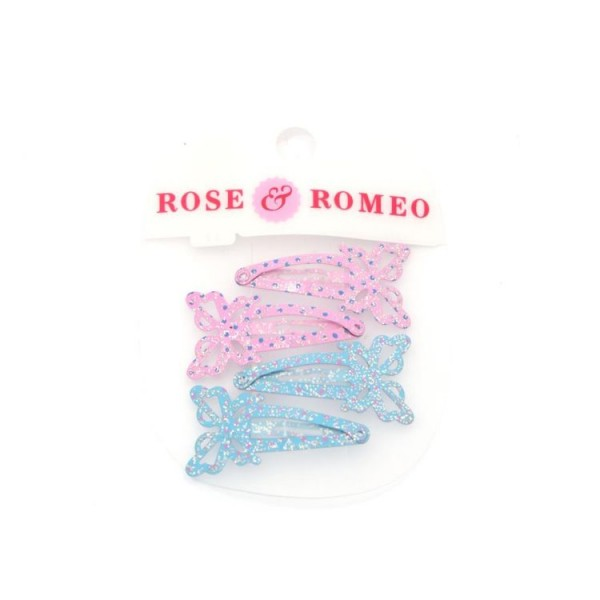 112341 Rose & Romeo Haarknip