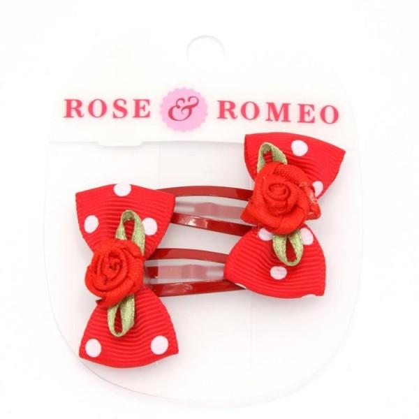 112272 Rose & Romeo Haarknip