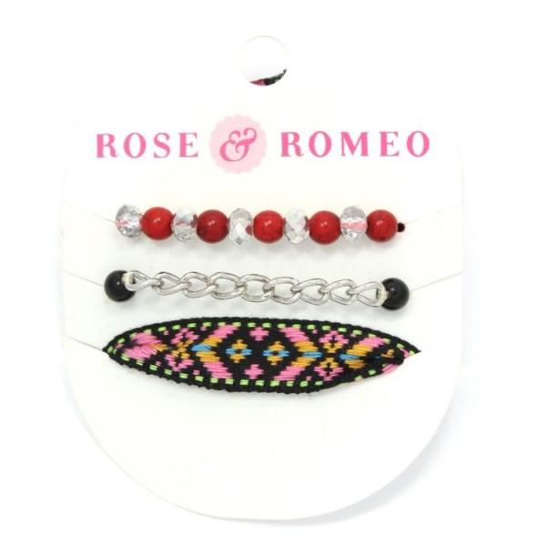 112386 Rose & Romeo Armband