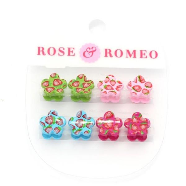 112195 Rose & Romeo Haarklip