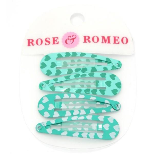 112356 Rose & Romeo Haarknip