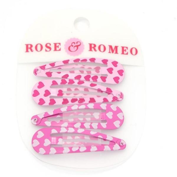 112355 Rose & Romeo Haarknip