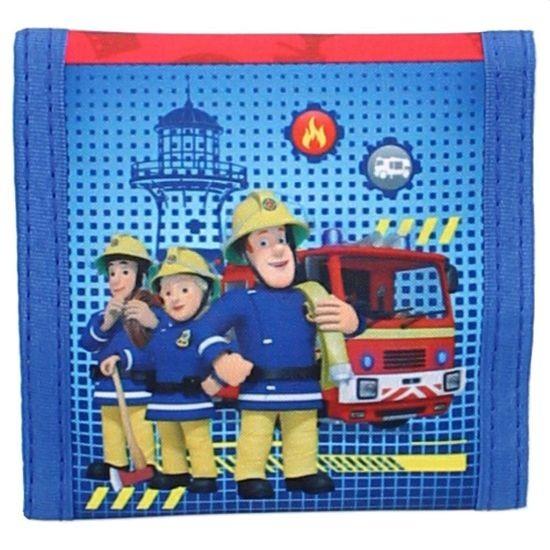 Brandweerman Sam Portemonnee