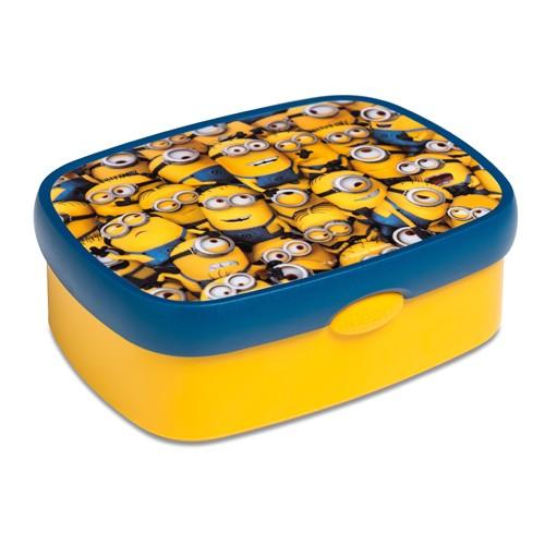 rosti mepal minions lunchbox midi rosti mepal in de aanbieding kopen. Black Bedroom Furniture Sets. Home Design Ideas