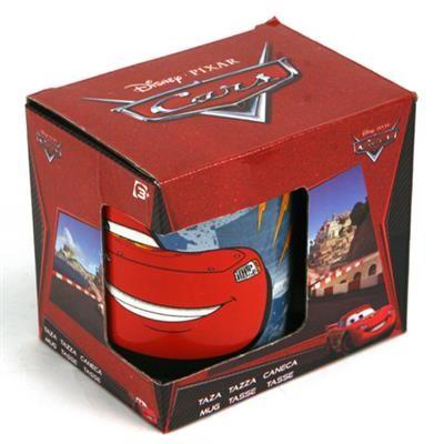 Cars Mok in geschenkverpakking