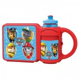 Paw Patrol Combi Set Lunchbox met Drinkfles