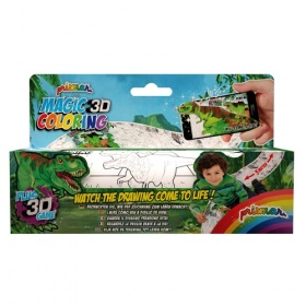 3D Tover Placemat Dinosaur