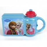 Frozen Combi Set Lunchbox met Drinkfles
