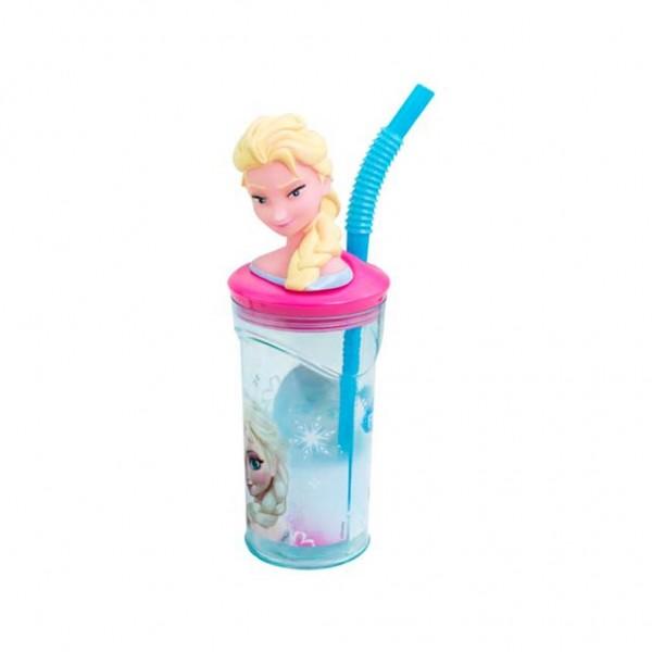 Frozen 3D Drinkfles