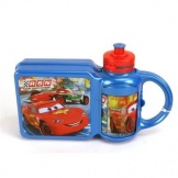 Cars Combi Set Luchbox En Drinkfles