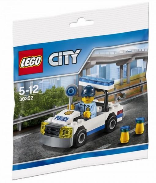 30352 Lego City Politieauto