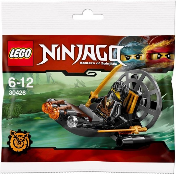 30426 Lego Ninjago Spinjitzu Hovercraft Polybag